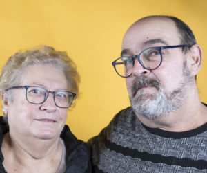 Carme Turigas i Miguel Angel Marina